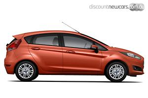2018 Ford Fiesta Trend WZ Manual
