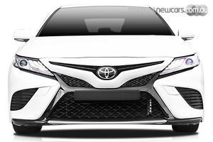 2019 Toyota Camry SX Auto