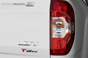 2020 LDV T60 PRO Manual 4x4 Dual Cab