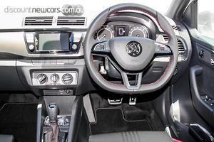 2019 SKODA Fabia 81TSI Monte Carlo Auto MY19