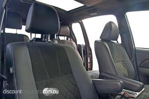 2018 Toyota Tarago Ultima Auto