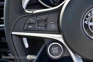 2018 Alfa Romeo Stelvio Auto AWD