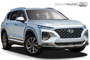 2018 Hyundai Santa Fe Elite Auto 4x4 MY19