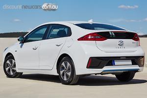 2019 Hyundai IONIQ hybrid Elite Auto MY19