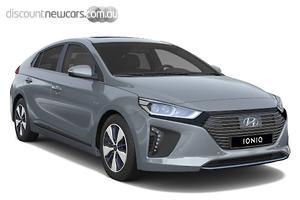 2018 Hyundai IONIQ plug-in Premium Auto MY19
