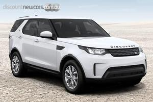 2019 Land Rover Discovery SD6 S Auto 4x4 MY20