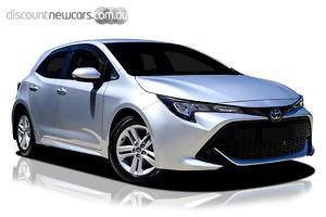 2018 Toyota Corolla Ascent Sport Auto