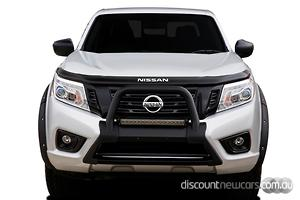 2018 Nissan Navara ST Black Edition D23 Series 3 Manual 4x4 Dual Cab