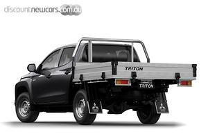 2019 Mitsubishi Triton GLX ADAS MR Auto 4x4 MY19 Double Cab