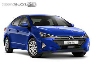 2018 Hyundai Elantra Go Auto MY19