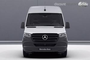 2020 Mercedes-Benz Sprinter 414CDI LWB Manual RWD