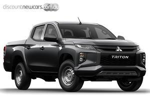 2019 Mitsubishi Triton GLX MR Auto 4x4 MY19 Double Cab