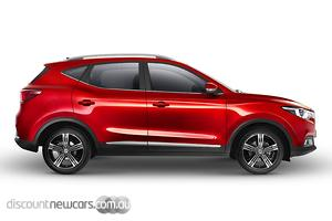 2019 MG ZS Excite Auto 2WD MY19
