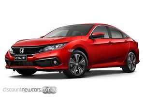 2019 Honda Civic VTi-L Auto MY19