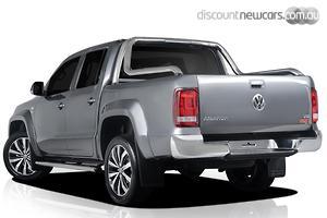 2020 Volkswagen Amarok TDI580 Ultimate 2H Auto 4MOTION Perm MY20 Dual Cab