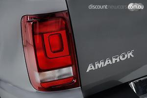 2019 Volkswagen Amarok TDI580 Ultimate 2H Auto 4MOTION Perm MY20 Dual Cab