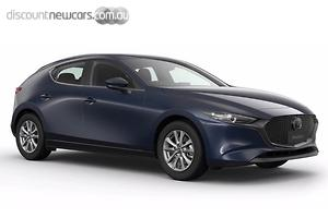 2019 Mazda 3 G20 Pure BP Series Manual