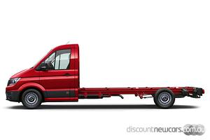 2021 Volkswagen Crafter 35 TDI340 SY1 LWB Auto FWD MY21