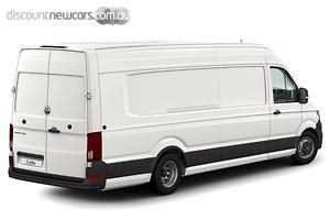 2020 Volkswagen Crafter 35 TDI410 SY1 LWB Auto FWD MY20