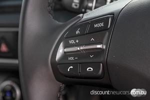 2019 Hyundai Kona Active Auto AWD MY19