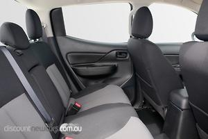 2019 Mitsubishi Triton GLX MR Manual 4x4 MY19 Double Cab