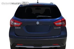 2021 Suzuki S-Cross Turbo Auto