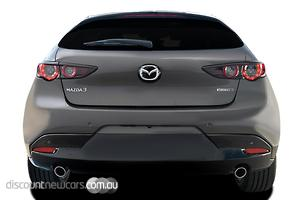 2019 Mazda 3 G20 Touring BP Series Auto
