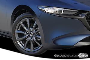 2019 Mazda 3 G20 Touring BP Series Manual