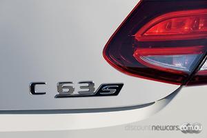 2021 Mercedes-Benz C-Class C63 AMG S Auto