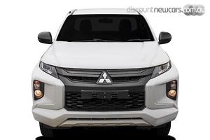 2019 Mitsubishi Triton GLX MR Manual MY19