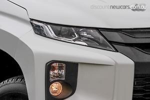 2020 Mitsubishi Triton GLX MR Manual MY20