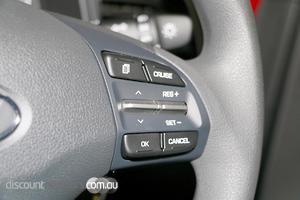2020 Hyundai Elantra Go Manual MY20