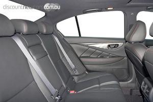 2019 INFINITI Q50 Red Sport Auto