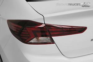 2019 Hyundai Elantra Go Auto MY19