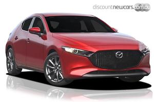 2019 Mazda 3 G20 Touring BP Series Auto