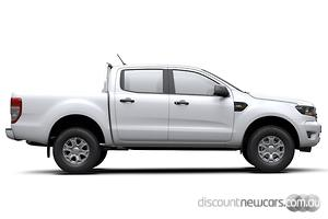 2019 Ford Ranger XLS PX MkIII Manual 4x4 MY19.75 Double Cab