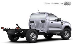 2019 Ford Ranger XL Hi-Rider PX MkIII Auto 4x2 MY19.75 Super Cab