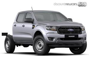 2019 Ford Ranger XL PX MkIII Manual 4x4 MY19.75 Double Cab