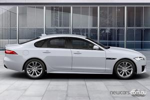 2020 Jaguar XF 20d Chequered Flag Auto MY20