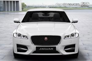 2019 Jaguar XF 20t R-Sport Auto MY20