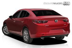 2019 Mazda 3 G20 Pure BP Series Manual