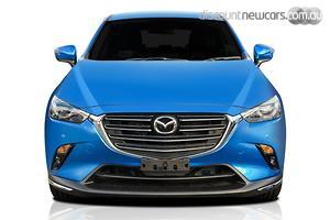 2019 Mazda CX-3 sTouring DK Auto FWD