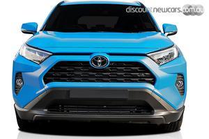 2019 Toyota RAV4 GXL Auto 2WD