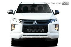 2021 Mitsubishi Triton GLX MR Manual 4x4 MY21