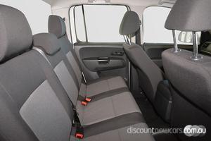 2019 Volkswagen Amarok TDI400 Core 2H Manual 4MOT MY19 Dual Cab