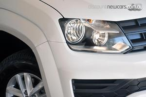 2021 Volkswagen Amarok TDI400 Core 2H Manual 4MOT MY21 Dual Cab