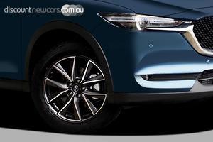 2019 Mazda CX-5 GT KF Series Auto i-ACTIV AWD