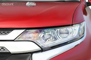 2019 Mitsubishi Outlander ES ADAS ZL Auto AWD MY19