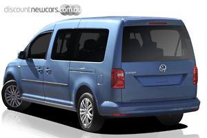 2019 Volkswagen Caddy TSI220 Trendline 2K Maxi Auto MY19