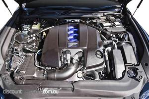 2021 Lexus RC RC F Track Edition Auto